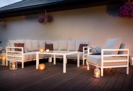 meble ogrodowe Modern kolejna odsłona