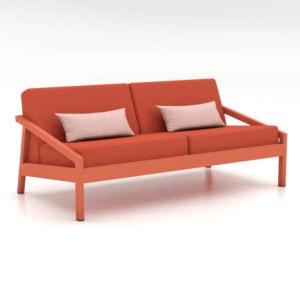 meble ogrodowe maladeta sofa