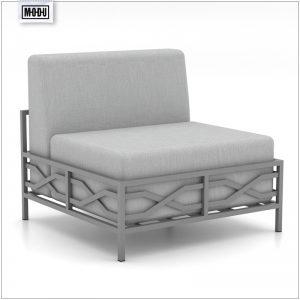Fotel tarasowy MODU Mauro