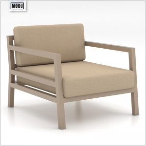 Fotel tarasowy MODU Paella