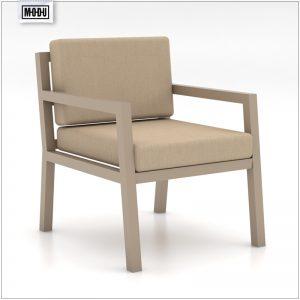 Krzesło tarasowe MODU Paella