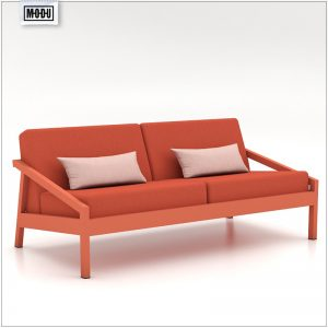 Sofa na taras MODU Maladeta