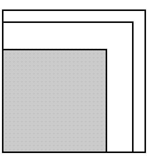 meble tarasowe teide układ moduł narożnikowy