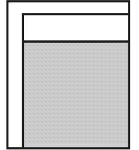 meble tarasowe teide układ moduł zewnętrzny prawy